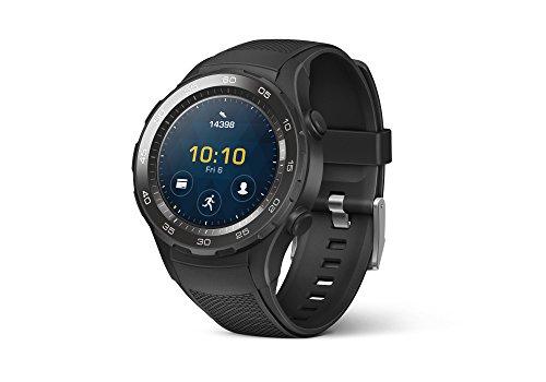 Smartwatch Huawei Watch 2 (BT) czarny @Amazon.de