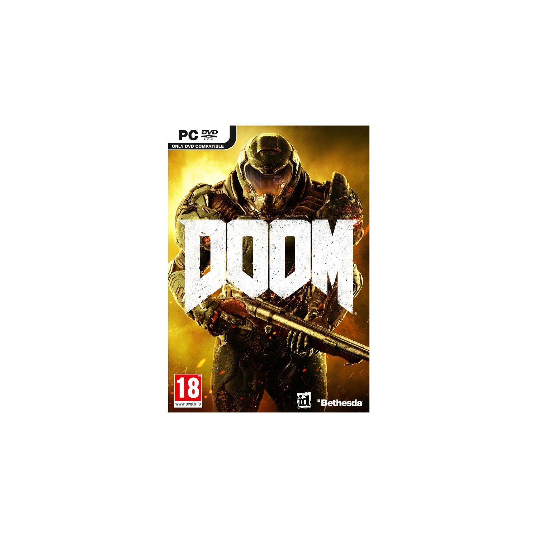 DOOM (PC) wersja pudełkowa