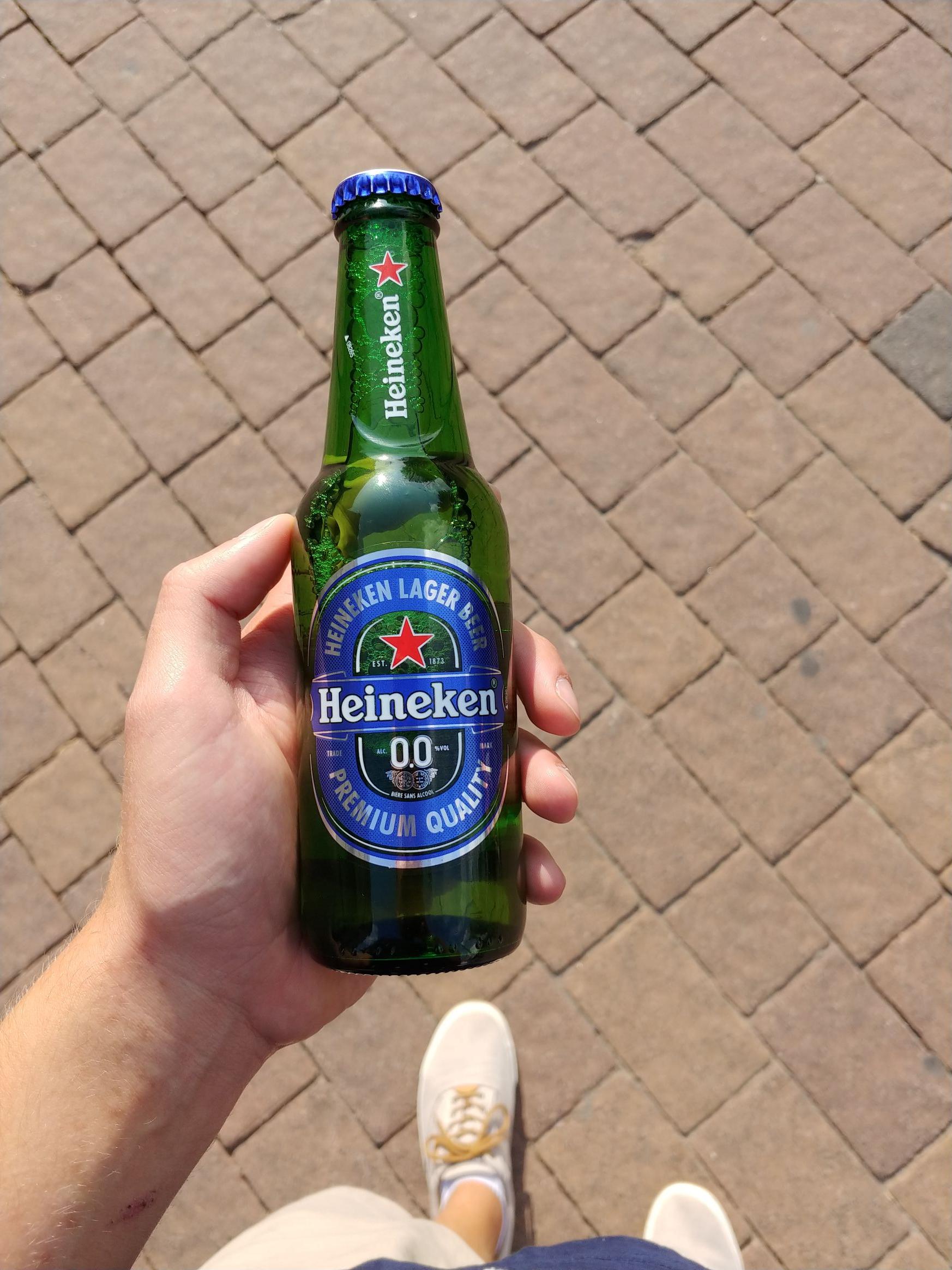 Darmowy Heineken bezalkoholowy Łódź - Park Śledzia (Staromiejski)