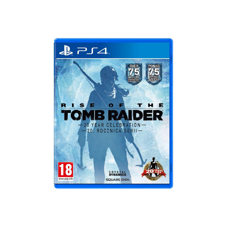 Rise of the Tomb Raider: 20. Rocznica Serii  PS4 @MediaMarkt