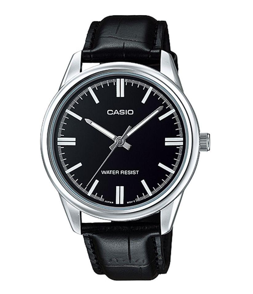 Zegarek męski CASIO MTP-V005L-1AUDF Skórzany pasek