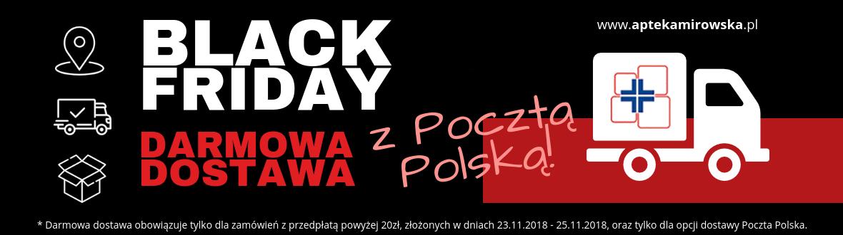 APTEKA MIRO Darmowa dostawa Pocztą Polską MWZ 20 zł