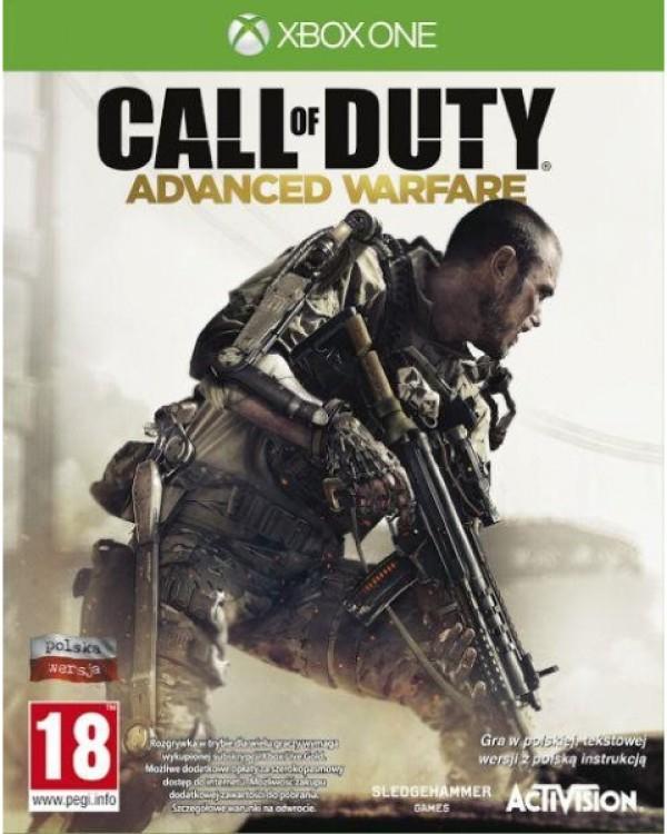 Call of Duty Advanced Warfare Xbox One @ echogames.pl
