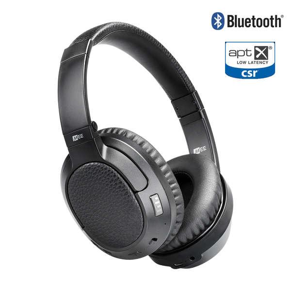 MEE Audio Matrix Cinema Bezprzewodowe słuchawki nauszne Bluetooth