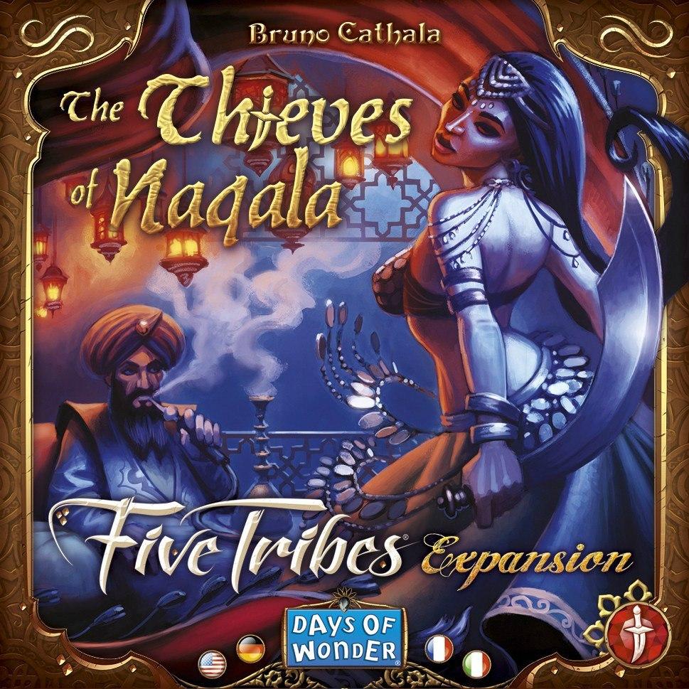 Pięć klanów - Thieves of Naquala