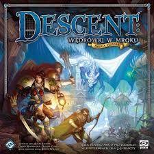 Descent: wedrowki w mroku (gra planszowa)