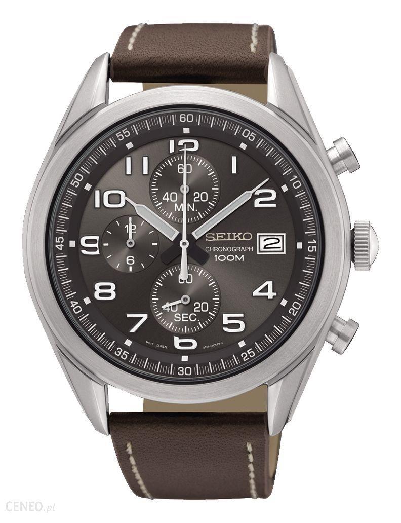 Zegarek Męski Seiko SSB275P1 @ Zegarki24h - najtańsza oferta na rynku.