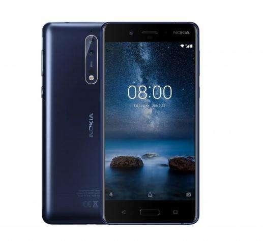 NOKIA 8 TA-1004 6GB RAM 128GB ROM Snapdragon 835 b20 NFC z Europy $309,99