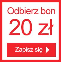 Bon 20 zł za zapisanie sie do newslettera @ Tanio.net
