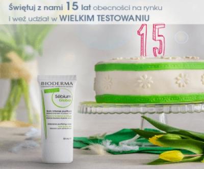 Urodzinowe testowanie Bioderma