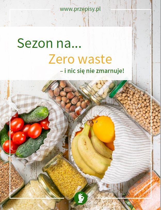 """Darmowy e-book z przepisami """"Sezon na zero waste"""""""