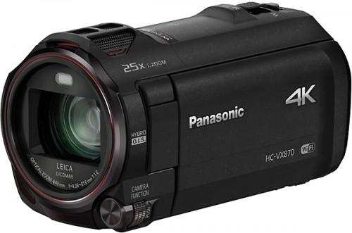 PANASONIC HC-VX870E ZA 2499
