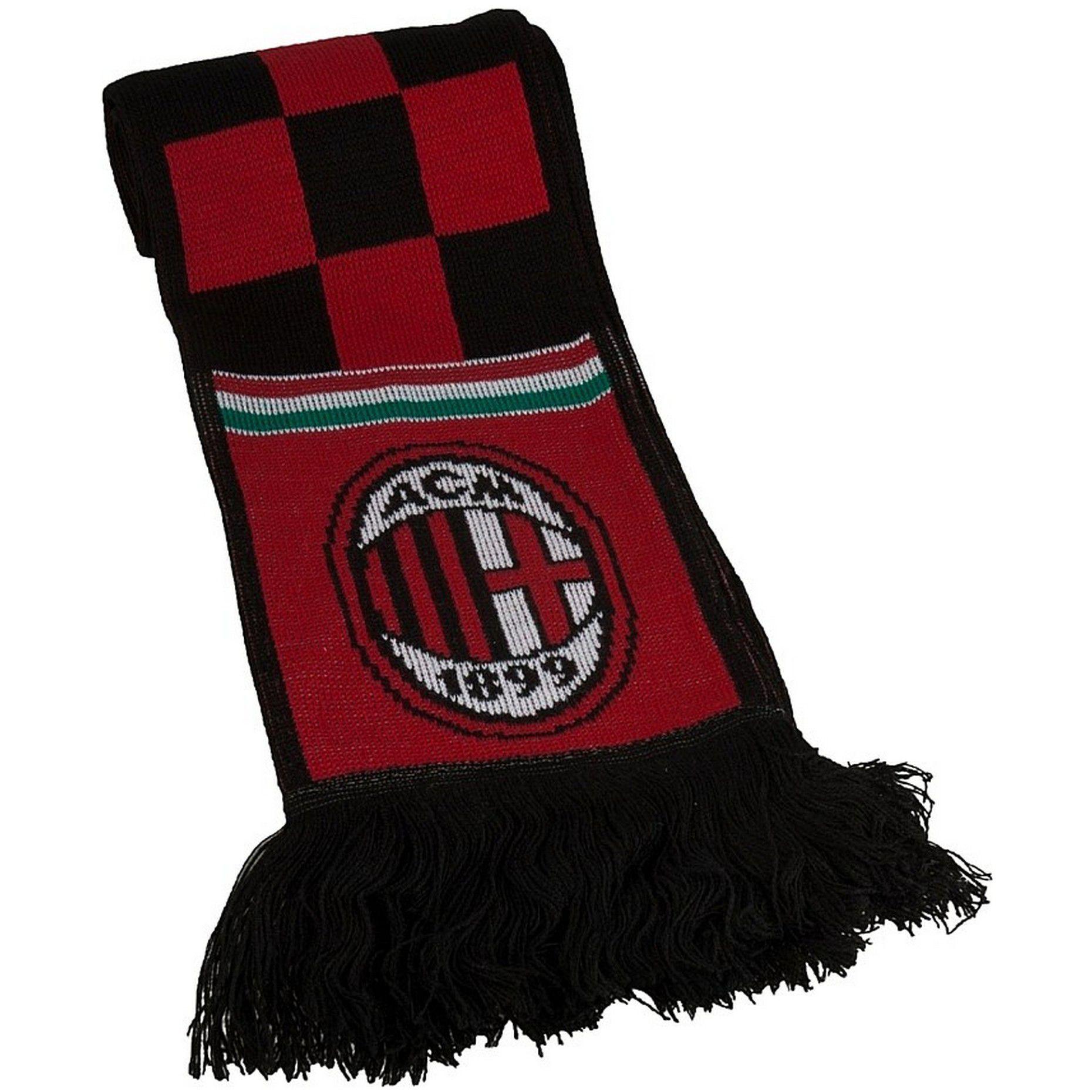 Szalik AC Milan - idealny dla sezonowców #ElPistolero