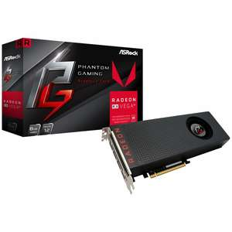 RADEON RX VEGA 56 PHANTOM GAMING X 8GB HBM2 PCI-EXPRESS GRAPHICS CARD
