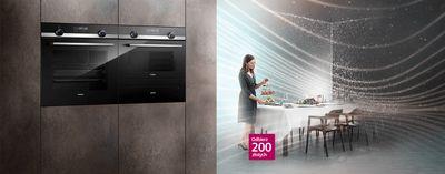 Kup piekarnik Siemens i odbierz premię 200 zł