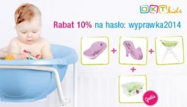 10% rabatu na zestaw wyprawkowy + GRATIS @ AkpolBaby.pl