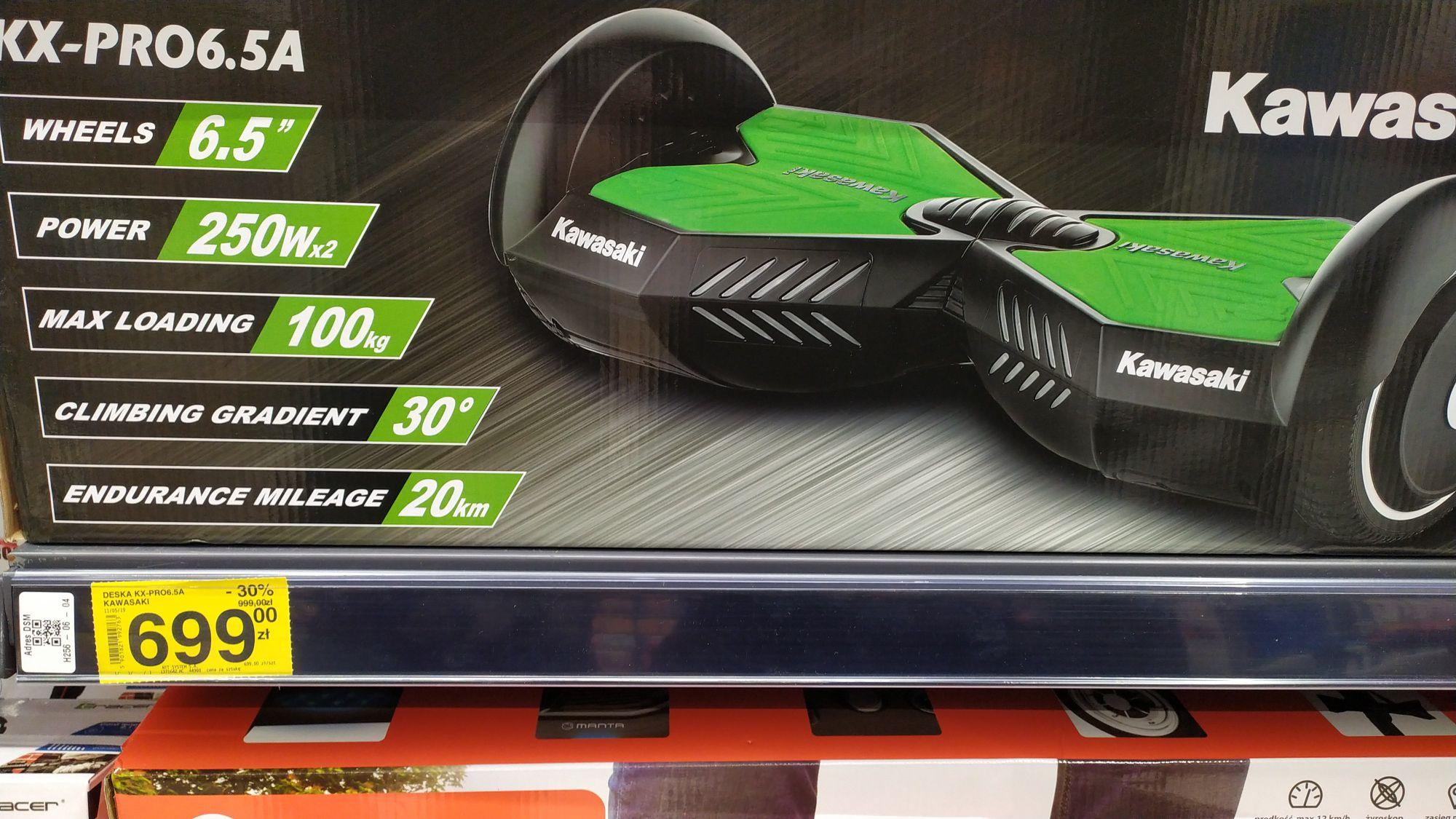 Hoverboard Kawasaki KX-PRO 6.5A