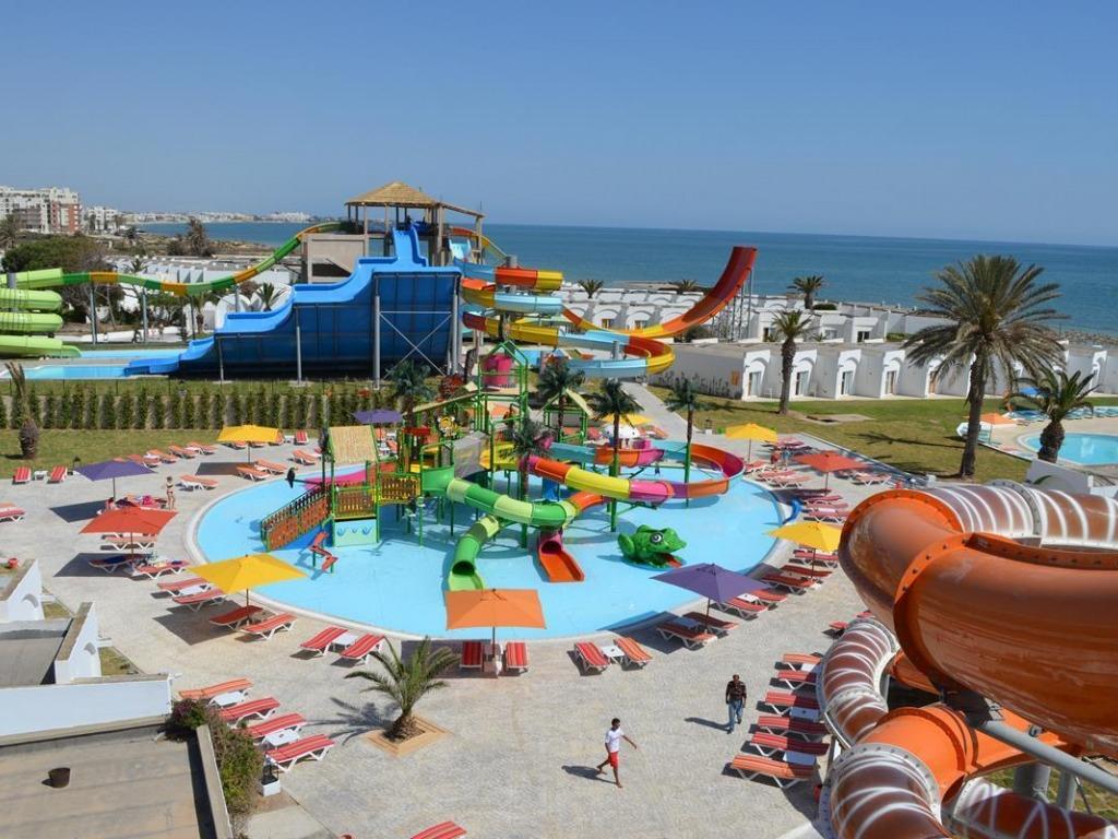 LAST 4* Tunezja z Aquaparkiem wylot WAW 9.05 all in