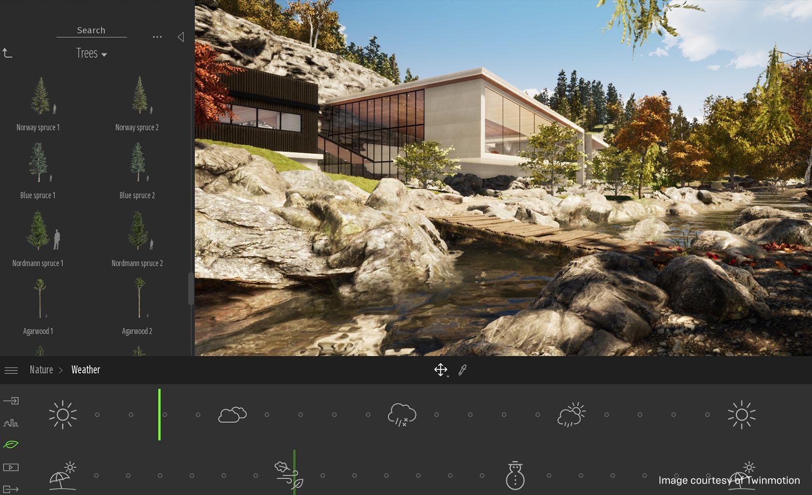 Twinmotion Unreal Engine Program Architektoniczny Za Darmo do Listopada 2019