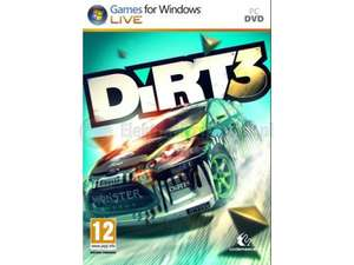 Gra DiRT 3 PC