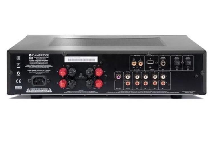 Cambridge Audio CXA 60 za 2 966,50