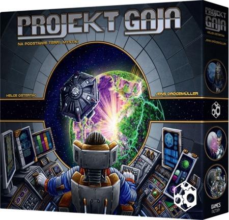 Gra planszowa - Projekt Gaja  139pln + dostawa@ www.planszoweczka.pl