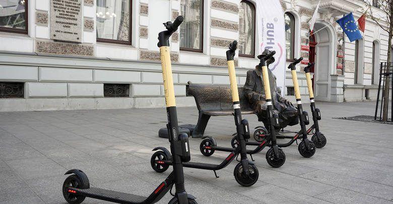 VOLT Scooters podwojenie doładowania Łódź