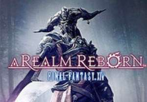 Final Fantasy XIV: A Realm Reborn + 30 Days Included Final Fantasy EUROPE PS4