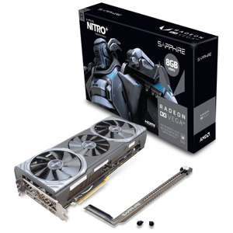 AMD Sapphire radeon RX Vega 64 Nitro+ 8GB karta graficzna