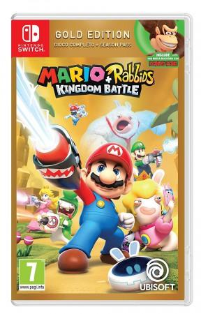 Mario + Rabbids Kingdom Battle Gold Ed. ANG Switch