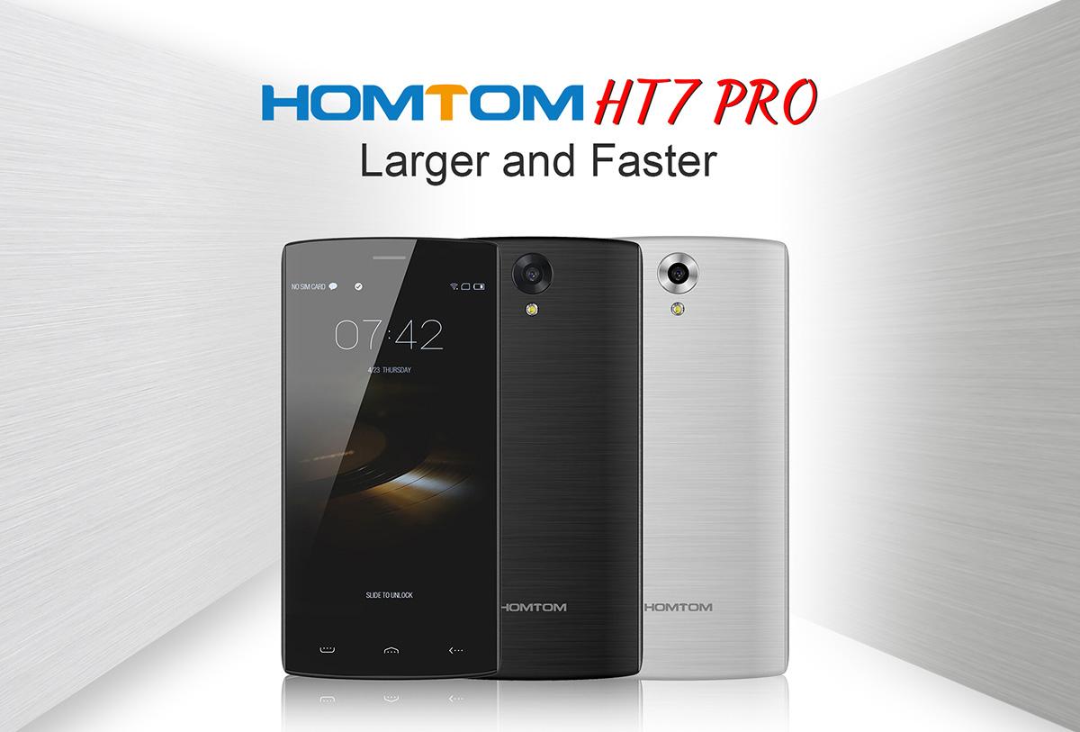 Doogee Homtom HT7 Pro z Chin