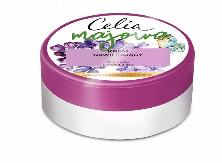 -25% na kosmetyki Celia seria Majowa .