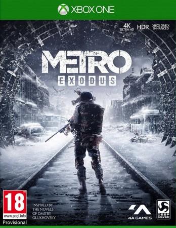 Metro Exodus PL Xbox One/PS4