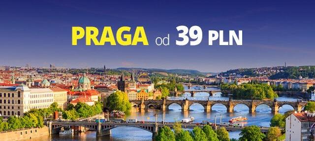 Praga od 39 zl