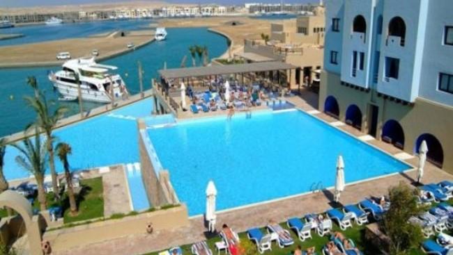 Egipt last minute: 4* hotel z all inclusive za 1290 zł /os