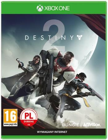 Gra Destiny 2 PL XOne na exgames