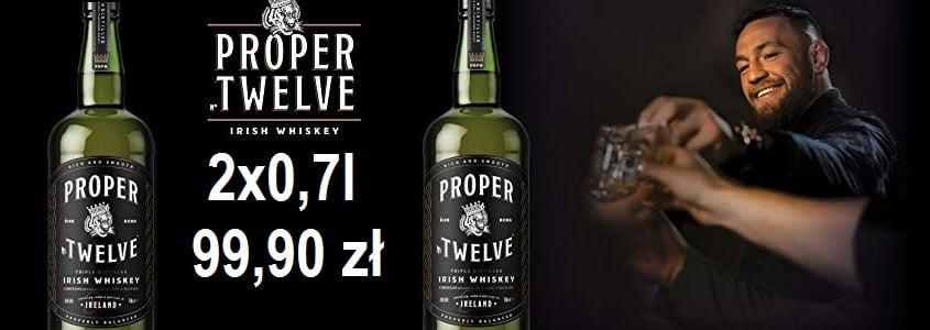Whisky Proper Twelve- Szczyrba Katowice Mikołów