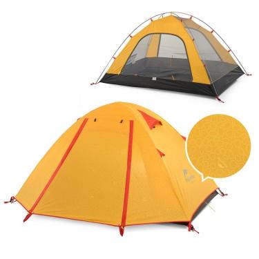 Lekki 2,1 kg 2 os. żółty namiot Naturehike P SERIES