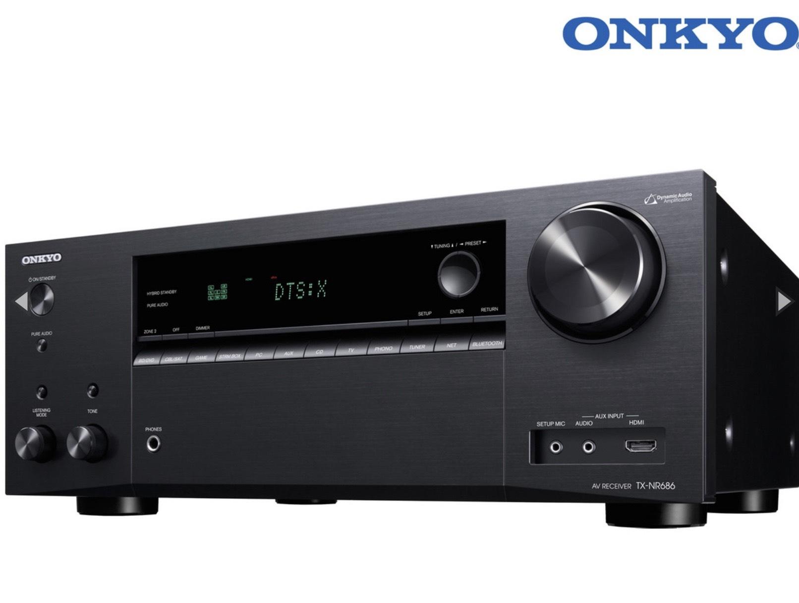 Amplituner Onkyo TX-NR686 7.2 ibood