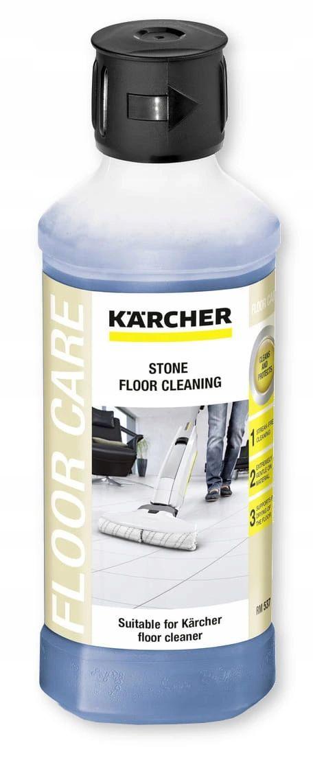 Karcher RM 537 płyn do mycia podłóg kamiennych, koncentrat 0,5 L, Selgros Bialystok