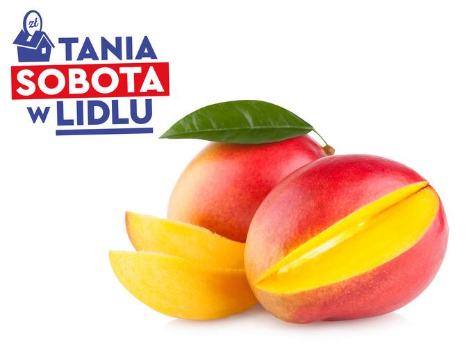 Lidl, mango osteen 7,99 zł za kilogram