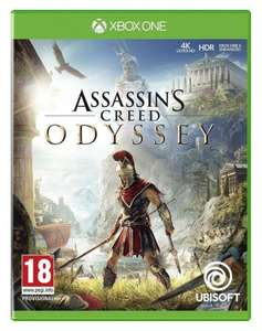 Assassin's Creed Odyssey Xbox One/PS4