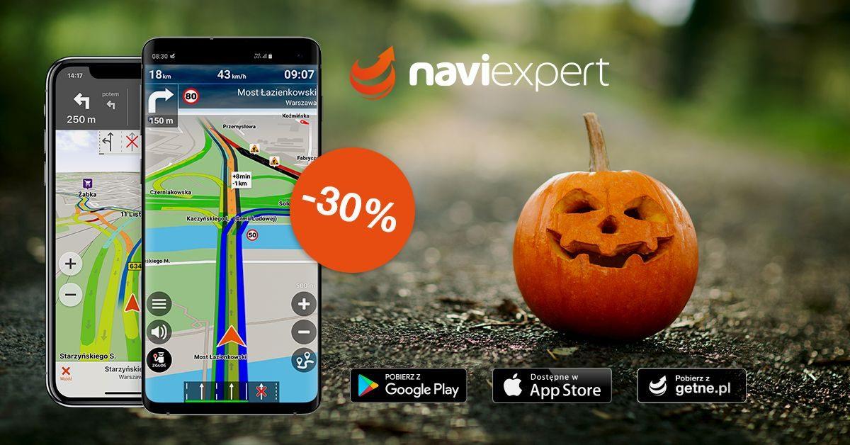 NaviExpert 30% taniej!