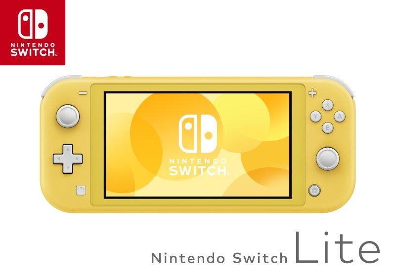 Konsola Nintendo Switch Lite Yellow z exgames.pl za 889zł tylko do południa