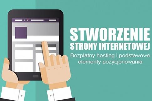 Stworzenie strony internetowej, hosting i pozycjonowanie za 159zł @ Gruper