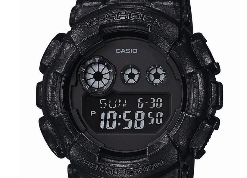 G-Shock GD-120BT-1ER czarny