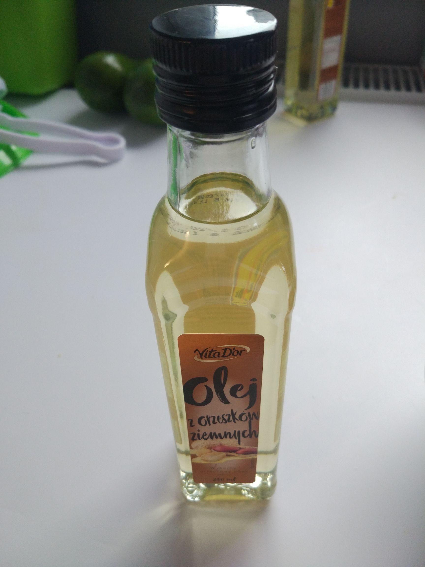 Oleje orzechowe Olej z orzeszków ziemnych 250ml @ Lidl