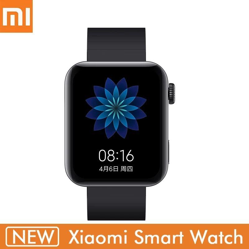 189,88$ Xiaomi Mi Watch eSIM Wear OS, NFC płatności google pay
