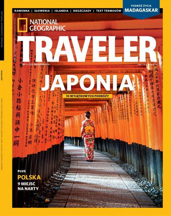 Roczna prenumerata National Geographic Traveler za 72 zł