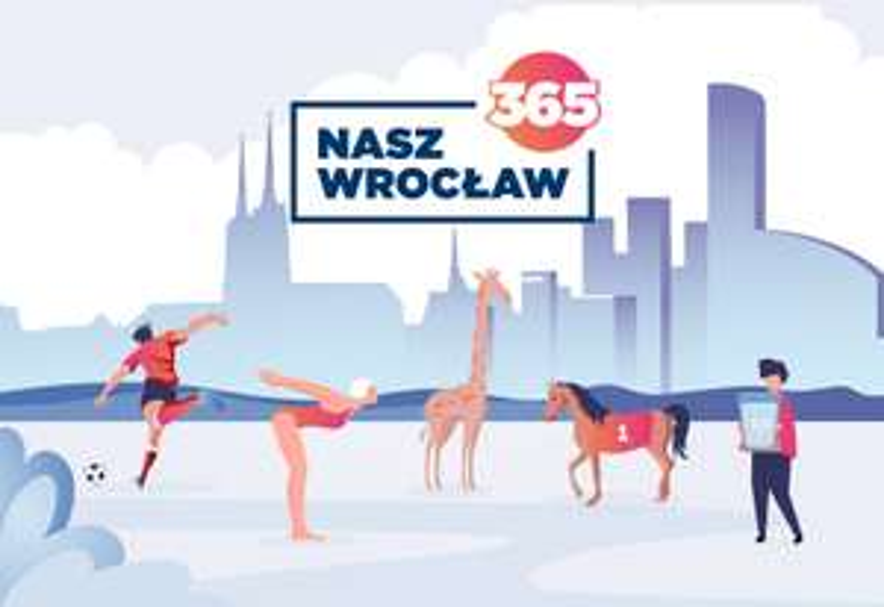 Nasz Wrocław 365 - Darmowe wejściówki do Zoo, Aquaparku i nie tylko, dla rozliczających podatki we Wrocławiu
